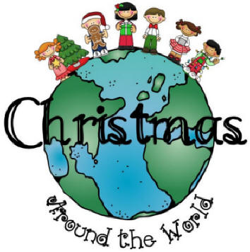 Happy Holidays! Here are all of my Christmas Around the World ...